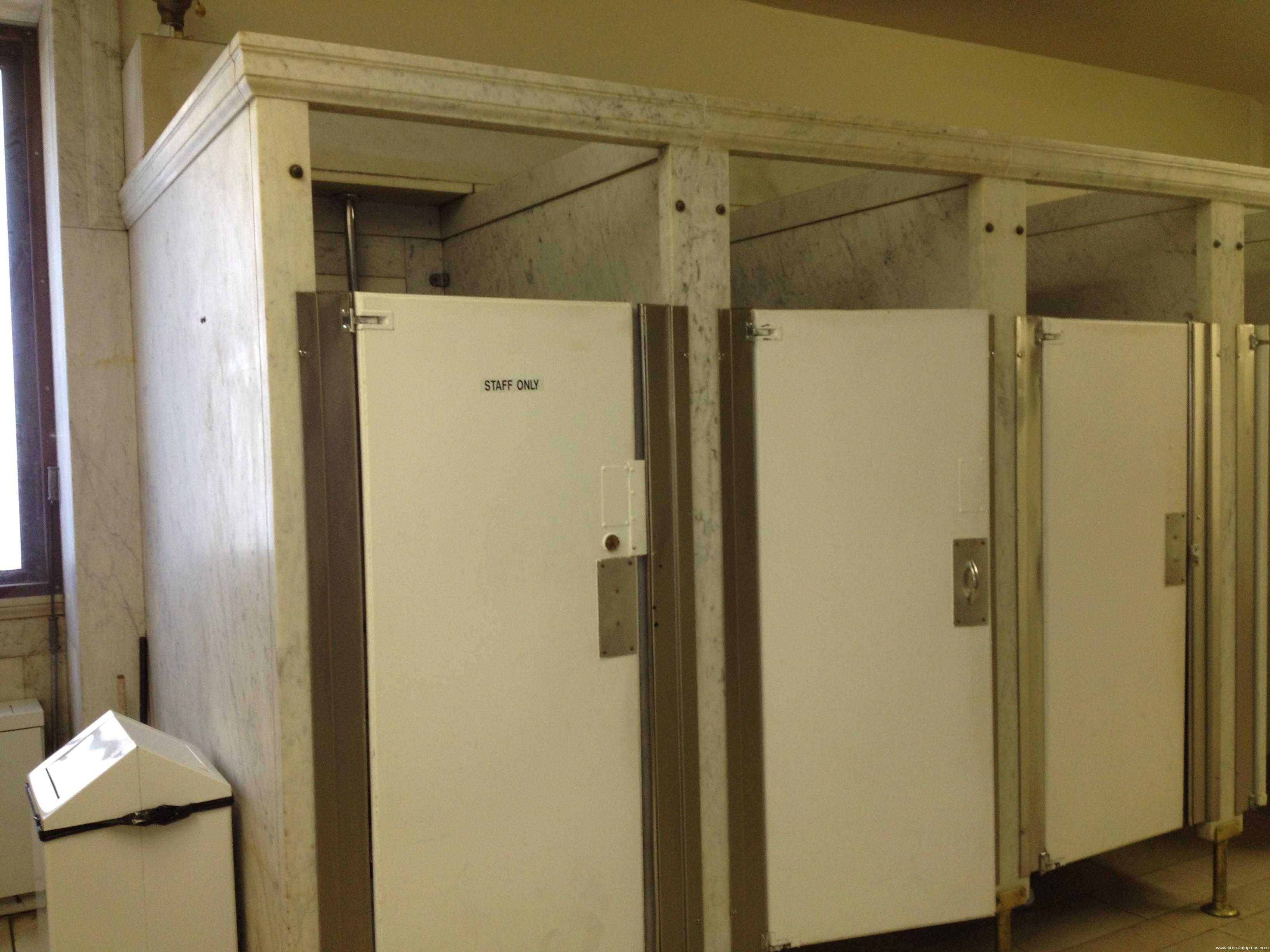 Random Porcelain Press Page - Public bathrooms nyc